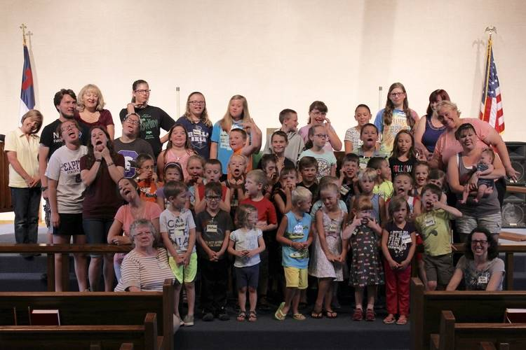 Group Picture from VBS